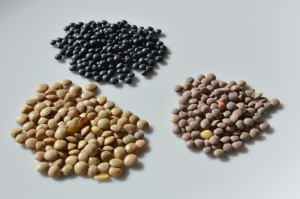 lentils mixed
